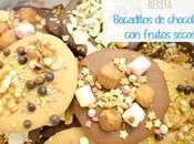 Bocaditos chocolate frutos secos