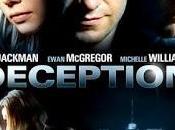 LISTA, (Deception) (USA, 2008) Intriga