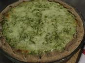 Tarta soufflé brócoli