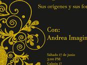 Conferencia-Recital sobre Fado Andrea Imaginario