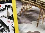 Libro poeta rugió luna convirtió tigre», Atsushi Nakajima Peso Aire
