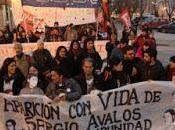Marchan años desaparición Sergio Ávalos