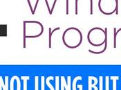 programas Windows probablemente estés usando, pero deberías