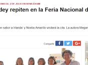 prensa anuncia Feria Nacional Novela Romántica