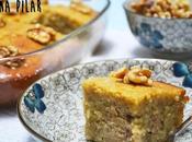 Karidopita pastel griego nueces