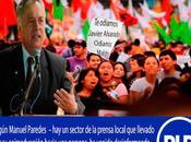 Manuel Paredes Dávila: PODER JUDICIAL FUNCIONA SOBRE MARCHAS…