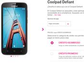 Compra Coolpad Defiant T-Mobile US$100