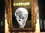 "Sobreviviendo horno madrileño. exposición Escher restaurante ""Chinatown"" Madrid"