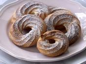 French Crullers horno).