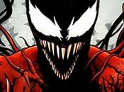 Carnage mira para villano 'Venom'
