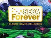 SEGA Forever, montón clásicos móvil