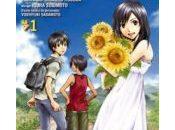 Summer Wars-Un profundo manga tres tomos fascinante sucesor Hayao Miyazaki