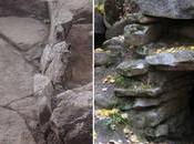 espectaculares megalitos antiguos montes Urales