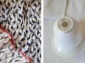 Cómo coser hilo elástico