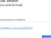 Gmail correo electrónico, iniciar sesión, crear cuenta registrarse