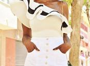 Total white stylish