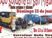 Expo solidaria Carrefour Bella Vista