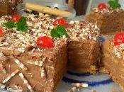 Tarta Galletas Chocolate Horno