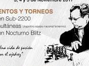 Festival Internacional Ajedrez Juan Martínez Sola 2017