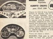 Tablero para Fiat 1500