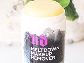 """Probamos """"Meltdown Makeup"""", nueva línea desmaquillante Urban Decay"""