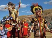 Inti Raymi. Mucho evento turístico