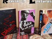 Repisa lecturas: espionaje, humor romance