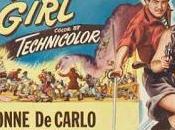 CHICA BUCANERO, (CAPITÁN PIRATA, (Buccaneer' girl, the) (USA, 1950) Aventuras
