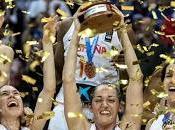 Selección femenina baloncesto España europeo