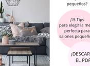 tips para elegir mesa auxiliar perfecta salones pequeños