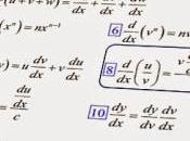 Derivative Formulae