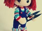 Chucky Amigurumi Diabólico [Patrón Gratuito]