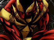 inspiración traje 'Homecoming' base Iron Spider
