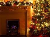Cómo decorar chimenea para navidad