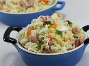Ensalada arroz ajillo Thermomix
