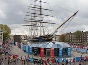 maratón Londres: carrera hemisferios