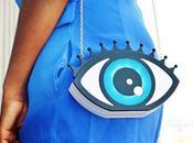 Blue rompers look