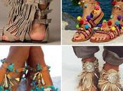 Diy: sandalias boho