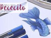 Dibujo Acuarela: