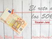 Reto euros resumen junio