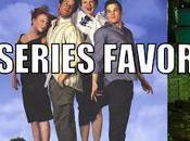 cinco series favoritas Contraportada