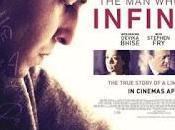 Vamos Cine Cartelera tenemos Película: hombre conocía infinito. Knew Infinity