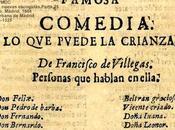 Madrid LGTBI. comedia Coliseo Príncipe. Madrid, 1784