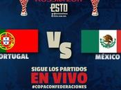 Partido Portugal Mexico VIVO Gratis Internet 02/07/2017