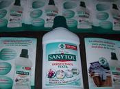 Probando desinfectante textil Sanytol gracias Youzz