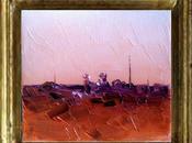 "Pintando miniaturas.....!!!!! Marina Salmón "".óleo espá..."