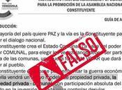 Ultraderecha opositora difunde falsos mensajes Venezuela