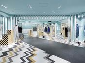 style: universo Nendo transformó planta moda mujer Seibu, Shibuya