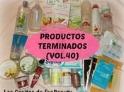 Productos Terminados (Vol.40)