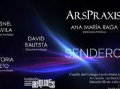 David Bautista, Wisnel Dávila, Victoria Nieto María Raga dirigen ArsPraxis sábado julio